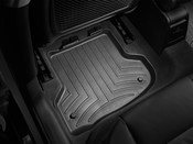 Audi Floor Mat Liner Set Black - WeatherTech 442182