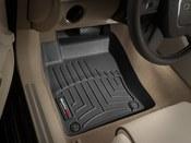 Audi Floor Mat Liner Set Black - WeatherTech 442201
