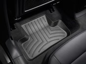 Audi Floor Mat Liner Set Black - WeatherTech 442302