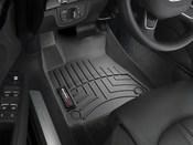 Audi Floor Mat Liner Set Black - WeatherTech 444201