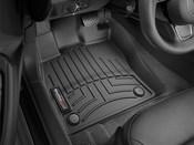 Audi Floor Mat Liner Set Black - WeatherTech 444961