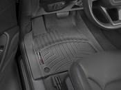 Audi Floor Mat Liner Set Black - WeatherTech 448871