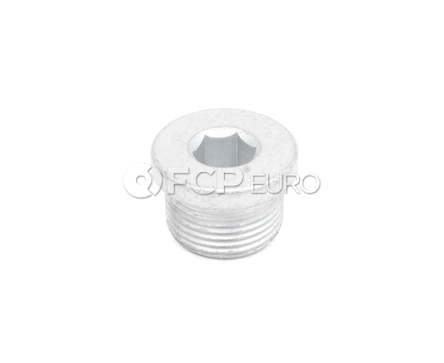 BMW Engine Oil Drain Plug (M6) - Genuine BMW 07119905146