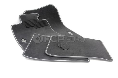Mini Anthracite Floor Mat Set - Genuine Mini 51472211082