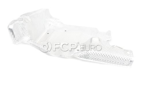 BMW Heat Insulation Rear Silencer Left - Genuine BMW 51487138485