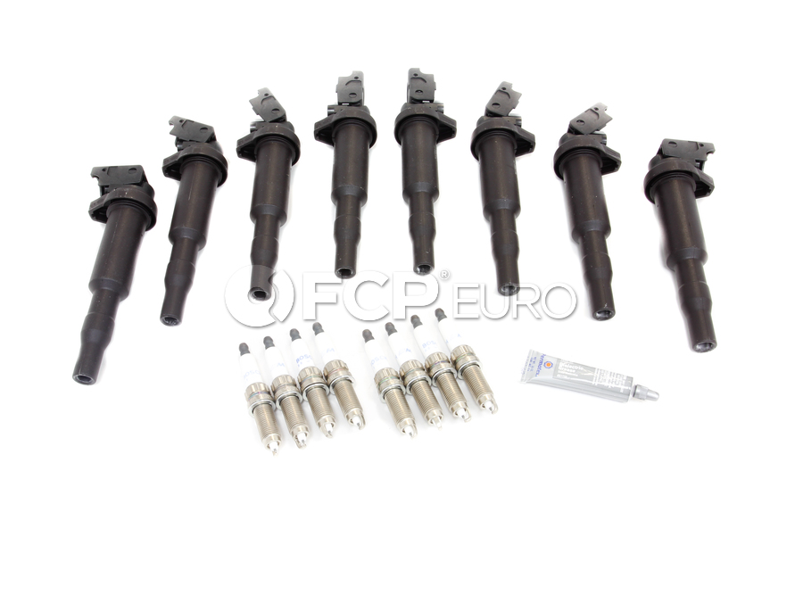 BMW Ignition Service Kit (M5 M6 S63) - Bosch 12138647689KT7
