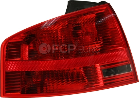 Audi Tail Light Assembly Left Outer (A4 S4 A4 Quattro) - Hella 8E5945095A