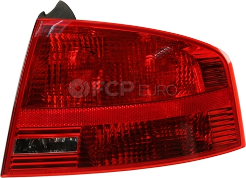 Audi Tail Light Assembly Right Outer (A4 S4 A4 Quattro) - Hella 8E5945096A