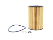 BMW Engine Oil Filter Kit - Mahle OX353-7D