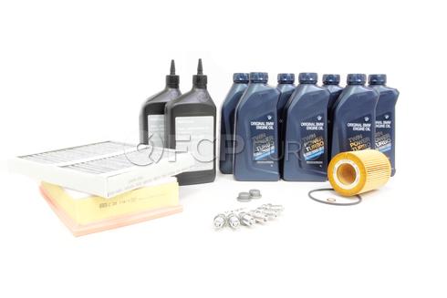 BMW Comprehensive Service Kit (E85) - Mann 517450
