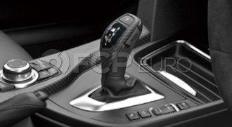 BMW M-Performance Gear Selector (Carbon Fiber) - Genuine BMW 61312250698
