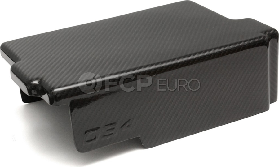 Audi VW Carbon Fiber Battery Cover - 034Motorsport 0341ZZ0001