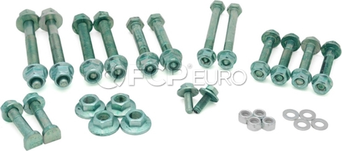 Audi VW Control Arm Bolt Kit - 034Motorsport 034401H000STL