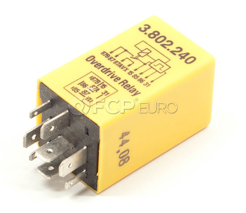 Volvo Overdrive Relay (740 Turbo) - KAE 3523806