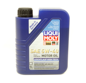 VW Audi Oil Change Kit 5W-40 - Liqui Moly KIT-06D115562.6L