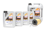 BMW 5W30 Oil Change Kit - 11427848321KT3