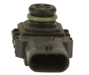 Audi VW Secondary Air Pump Pressure Sensor - VDO 07K906051