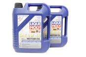 VW Audi Oil Change Kit 5W-40 - Liqui Moly KIT-07C115562E.13L