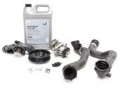 BMW Water Pump and Thermostat Replacement Kit (E53) - 11517509985KT5