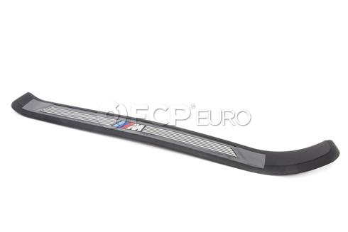 BMW Door Sill Cover Front Left - Genuine BMW 51472695661