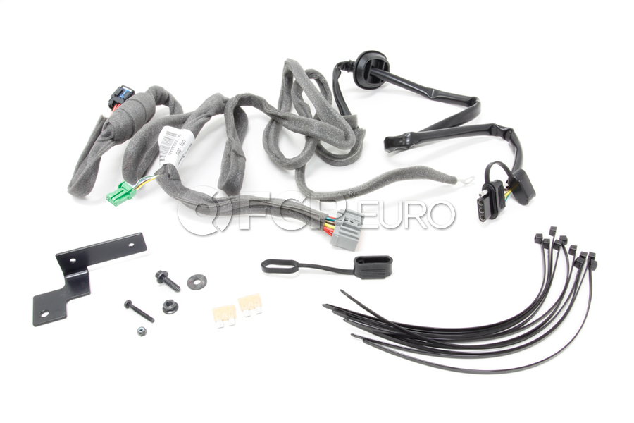 tow hitch wiring harness (s60 s80 v70) - genuine volvo 30664651 | fcp euro