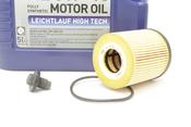 Mini Oil Change Kit 5W-40 - Liqui Moly 11427512446KT.LM