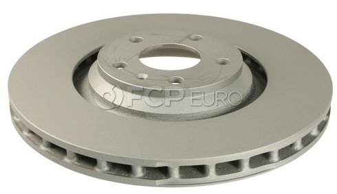 Audi Brake Disc - Zimmerman 8J0615301