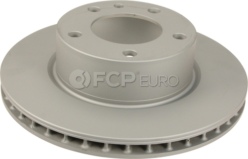 BMW Brake Disc - Zimmermann 34111163147