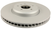 BMW Brake Disc - Zimmermann 34116785676