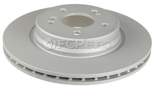 Mercedes Brake Disc (SL) - Zimmermann 1294230312