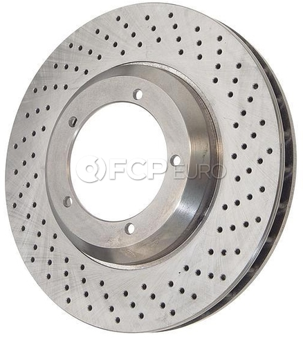 Porsche Brake Disc (911) - Zimmermann 93035104802