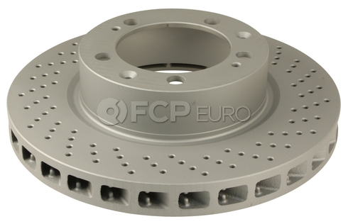 Porsche Brake Disc (928 944) - Zimmermann Sport 92835104460