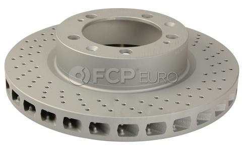 Porsche Brake Disc (911) - Zimmermann 99335104401