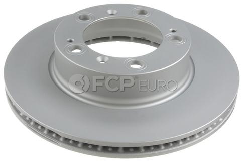 Porsche Brake Disc (Boxster) - Zimmermann Sport 98635140105