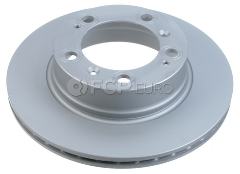 Porsche Brake Disc (Boxster) - Zimmermann 98635240104