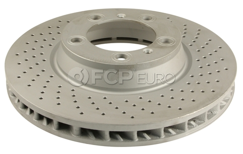 Porsche Brake Disc (911) - Zimmermann 99635141004