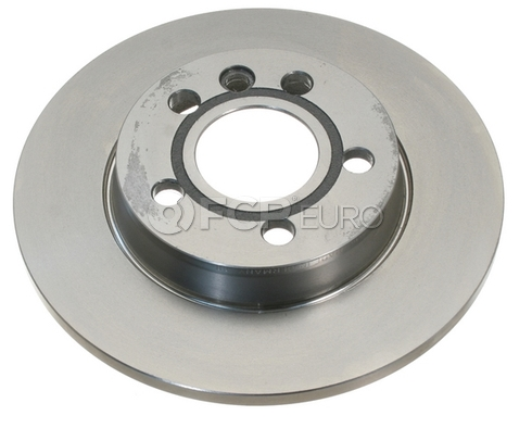 VW Brake Disc - Zimmermann 701615601A