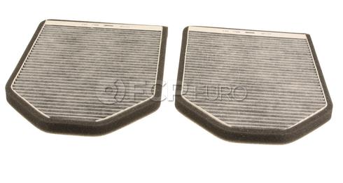 Audi Cabin Air Filter (A8 A8 Quattro S8) - Corteco 4D0898438A