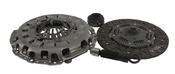 Audi VW Flywheel Conversion Clutch Kit - Valeo 52405610