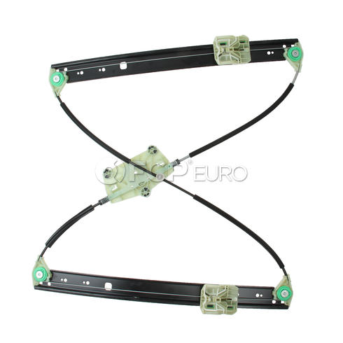 Audi Window Regulator without Motor Rear Left (Q7) - Genuine VW Audi 4L0839461D