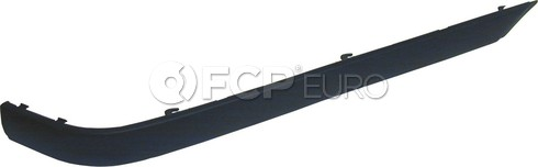 BMW Bumper Trim Rear Right (E36) - Genuine BMW 51121960724