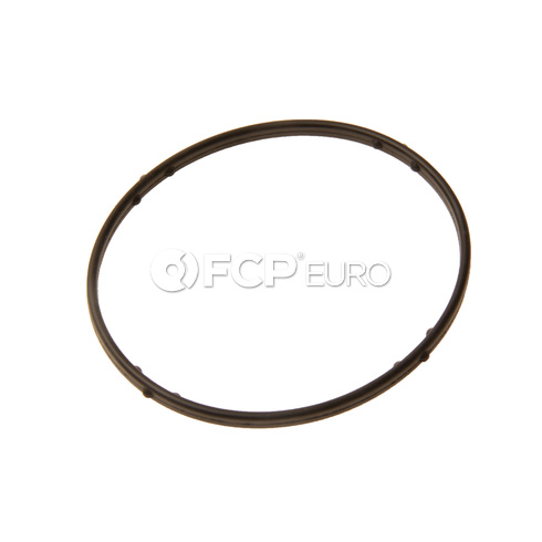 VW Engine Coolant Thermostat Gasket Inner (Beetle Golf Jetta) - Genuine VW Audi 07K121119A