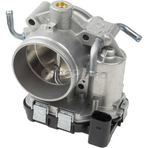 VW Fuel Injection Throttle Body (Beetle Rabbit Jetta) - Genuine VW Audi 07K133062B