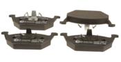 VW Brake Pad Set - ATE 5C0698151