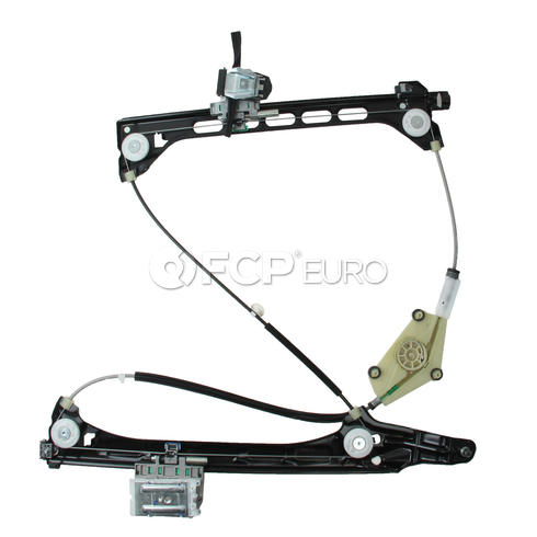 Audi Window Regulator Front Right (TT TT Quattro) - Genuine VW Audi 8J0837462E