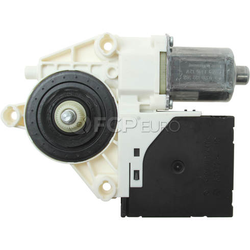 Audi Power Window Motor - Genuine VW Audi 8P4959801F