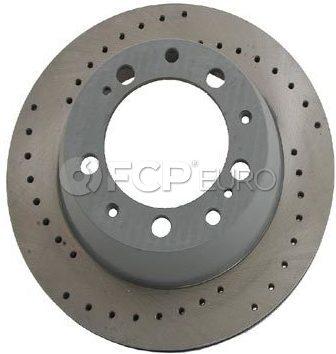 Porsche Brake Disc Set (944 924 928) - Sebro 94435204102