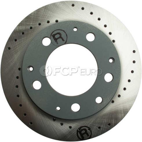 Porsche Brake Disc (911) - Sebro 275195