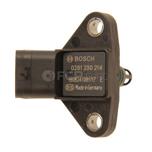 Audi Manifold Absolute Pressure Sensor (A6 Quattro A8 Quattro Q5 Q7) - Bosch 0261230214