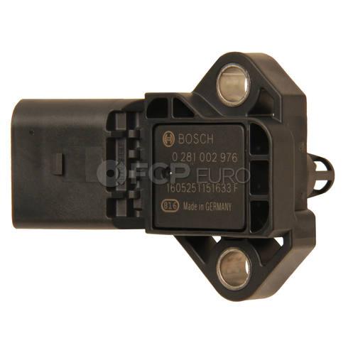 Audi VW Boost Pressure Sensor - Bosch 0281002976
